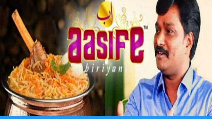assife restaurant chennai story