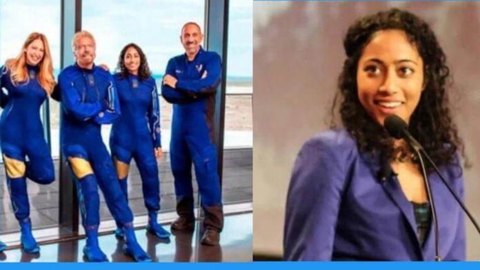 shirisha bandal second indian origin women to go in space