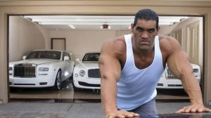lifestyle of the great khali