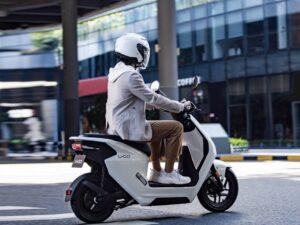 Honda electric scooter u go